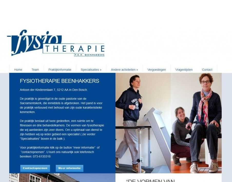 Screenshot-Fysiotherapie-Beenhakkers