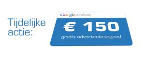 Gratis Google Adwords advertentietegoed