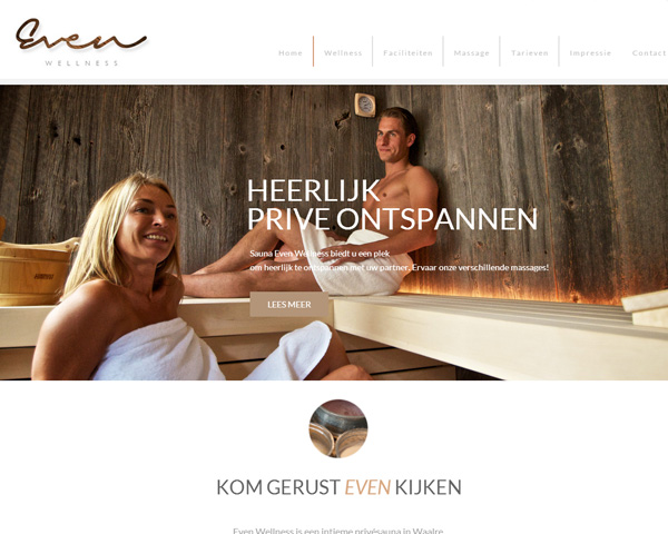 Website Evenwellness
