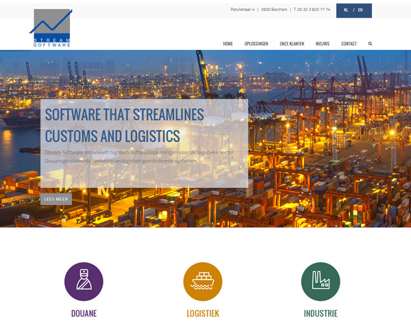 douanesoftware van Streamsoftware